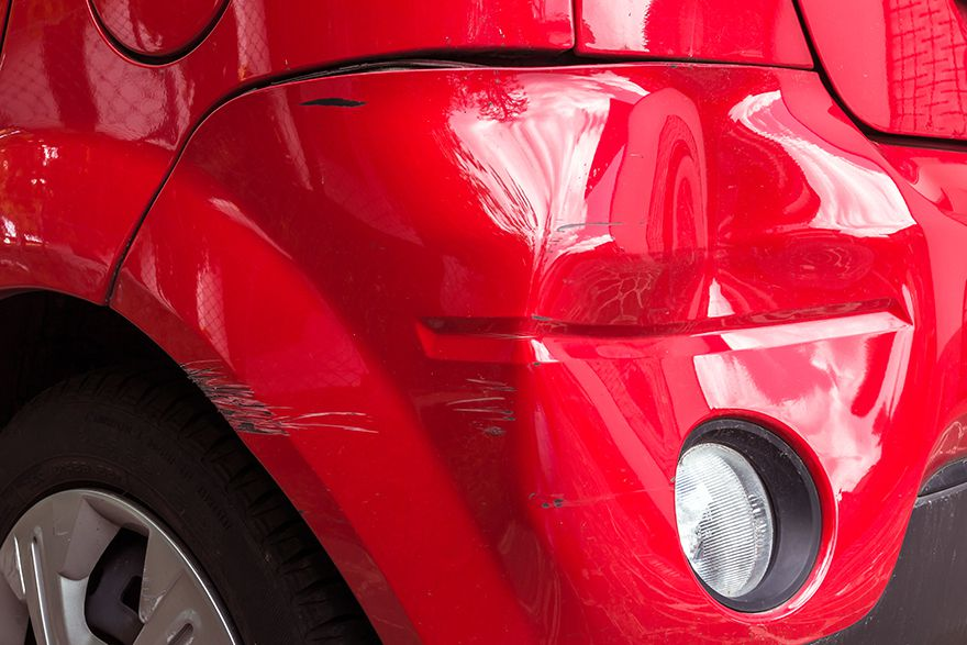 Bumper Repair La Crescenta California