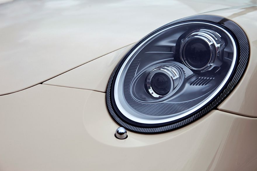 Headlight Restoration Glendale California